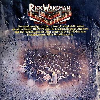 Rick Wakeman - Journey to the Centre of the E [CD] USA import