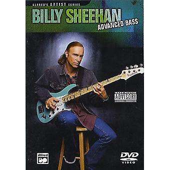Billy Sheehan - Advanced Bass [DVD] USA import