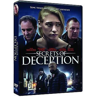 Salaisuudet petos [DVD] Yhdysvallat tuoda