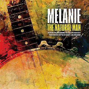 Melanie - Natural Man-EP [CD] USA import