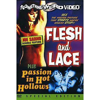Chair & Lace/Passion d'importation USA creux chaud [DVD]
