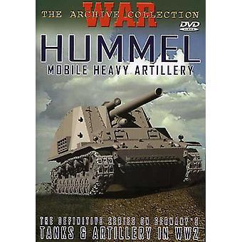 Hummel-Mobile Heavy Artiller [DVD] USA import
