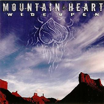Mountain Heart - Wide Open [CD] USA import