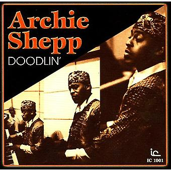 Archie Sheppin - Doodlin [CD] USA tuonti