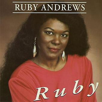 Ruby Andrews - Ruby [CD] USA importieren
