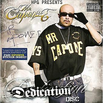 Hpg Presents - Mr. Capone-E Favorite Dedicated Disc [CD] USA import