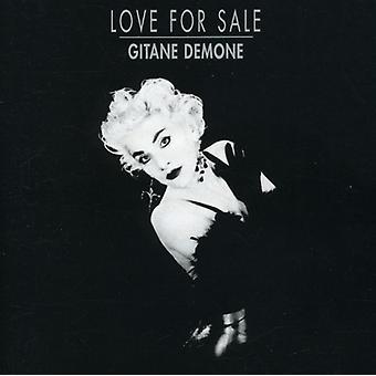 Gitane Demone - Love pour importation USA vente [CD]
