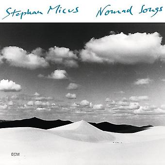 Stephan Micus - Nomad Song [CD] USA import