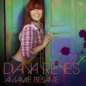 Diana Reyes - Amame Besame [CD] USA import