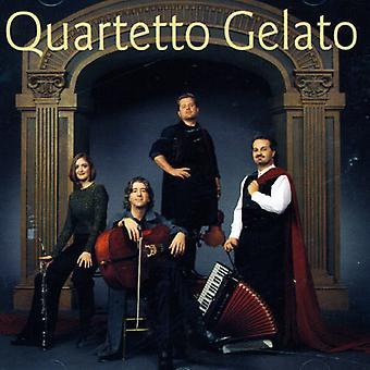 Quartetto Gelato - Aria Fresca [CD] USA import