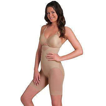 Γυναικεία θαύμα σέξι διάφανο γυμνό Hi-μέση μηρό λεπτότερο 2789