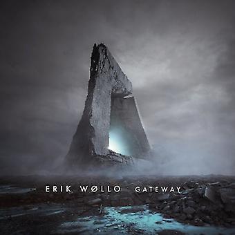 Erik Wollo - Gateway [CD] USA import