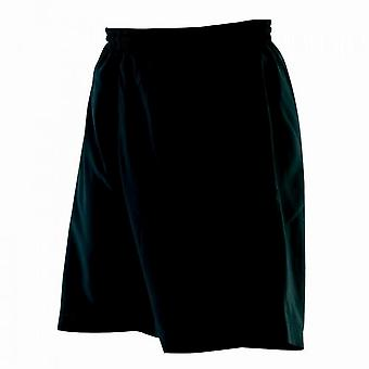 Finden & Hales Womens/Ladies Microfibre Sports Shorts