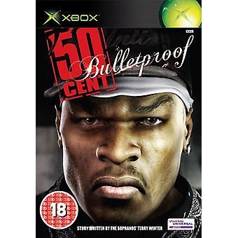 50 cent luodinkestävä (Xbox) - Uusi