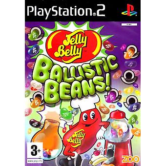 Jelly Belly Ballistic Beans (PS2) - Nieuwe fabriek verzegeld