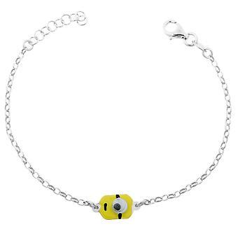 Orphelia Silber 925 Kinder Armband Minion ZA-7135/1