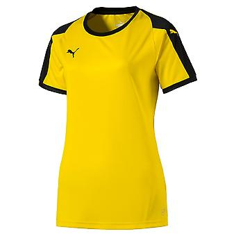 PUMA League Jersey ladies short sleeve