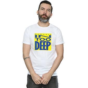 Genesis muži ' s príliš hlboké tričko