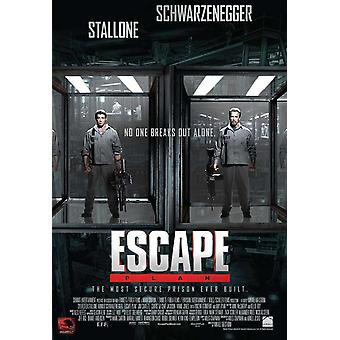 Escape Plan Movie Poster (11 x 17)