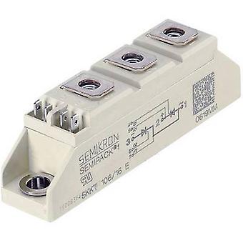 Semikron SKKT27/12E Thyristor (SCR) - Modul SEMIPACK® 1 1200 V 25 A