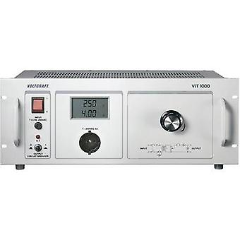 Transformateur d'Isolation VOLTCRAFT VIT 1000