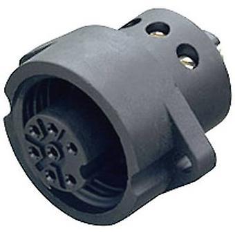 Bağlayıcı Standart Dairesel Konnektör Serisi 692 Nominal akım (ayrıntılar): 10 A pin sayısı: 6 + PE