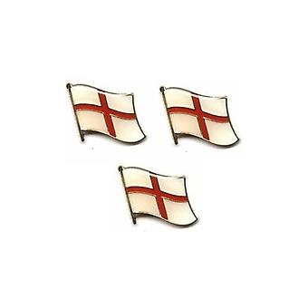 Union Jack dragen Engeland St George Cross Golf Pin Badge
