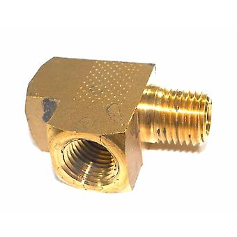 Big A 3-22740 Brass Female Branch Tee Fitting 1/4