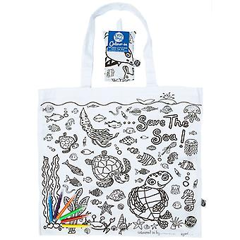 Big Bag Little Bag  Save The Sea