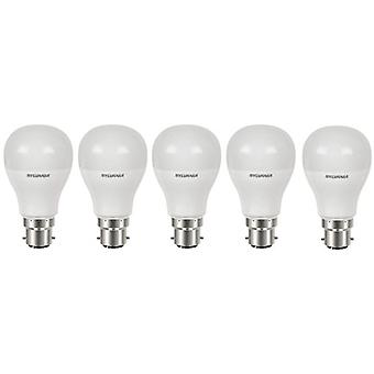 5 x Sylvania ToLEDo A60 Dimmable B22 V4 10W Homelight LED 810lm [Energy Class A+]