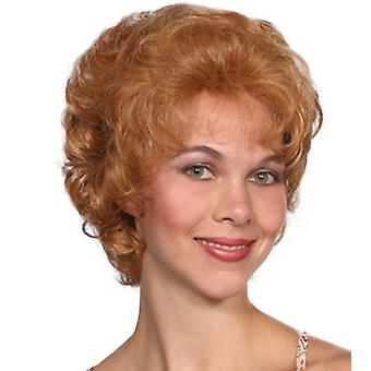 Fashion women short curly Precilla wig