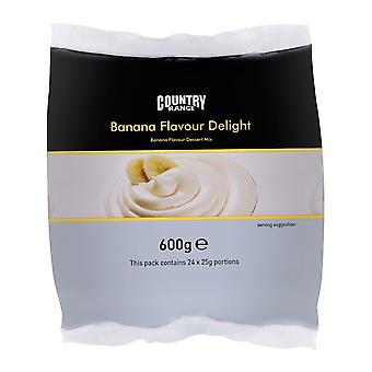 Country Range Banana Flavour Delight
