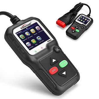 KONNWEI KW680 OBDII/EOBD scanner OBD2 foutcodelezer diagnostiek voor auto