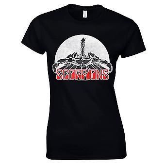 Scorpions-Logo T-Shirt, women