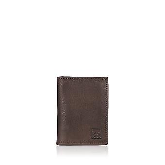 Lakeland Leather Credit Card Holder in Brown
