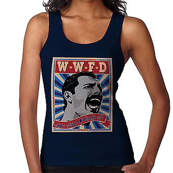 What Would Freddie Do Women's Vest