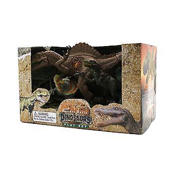 Untergegangenen Welt Dinosaurier Boxed Spielturm, Typ D