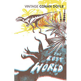 The Lost World by Arthur Conan Doyle - 9780099528524 Book