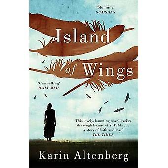 Øen af vinger af Karin Altenberg - 9780857382337 bog