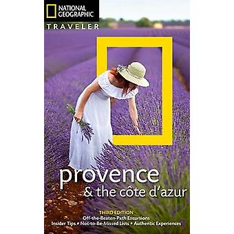 National Geographic Traveler - Provence och Cote d'Azur (3rd Revis