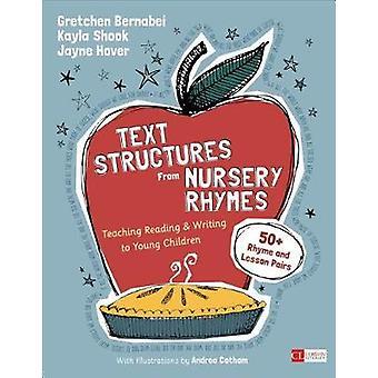 Tekstin rakenteita Nursery Rhymes - lukemisen ja kirjoittamisen opetus