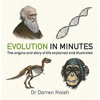 Evolution in Minuten - 9781786485151 Buch