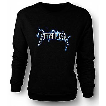 Dzieci Bluzy Metallica Logo - Rock Metal