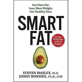 Intelligente Fett: Essen Sie mehr Fett. Verlieren Sie mehr Gewicht. Holen Sie sich jetzt gesund.
