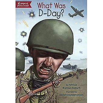 Hva var D-Day?