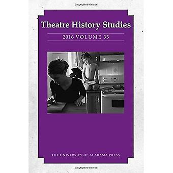 Historia för teaterstudier 2016: Volym 35