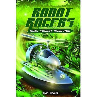 Floresta tropical Rampage (robô Racers)