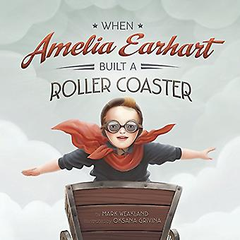 When Amelia Earhart Built a Roller Coaster (Leaders Doing Headstands)
