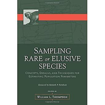 Campionamento di specie Rare o sfuggente: concetti, modelli e tecniche per la stima dei parametri della popolazione