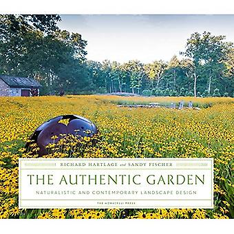 Authentic Garden: Naturalistic and Sustainable Planting Design in Contemporary Landscape Architecture